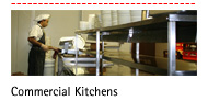 Commerical Kitchens
